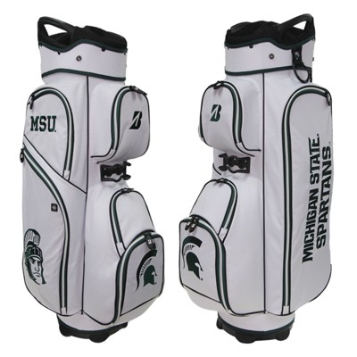 Bridgestone NCAA Golf Stand Bag-Michigan State