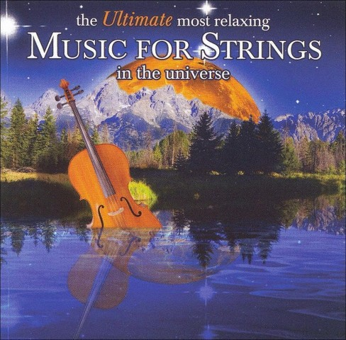 Various - Ultimate most relaxing music for stri (CD) - image 1 of 1