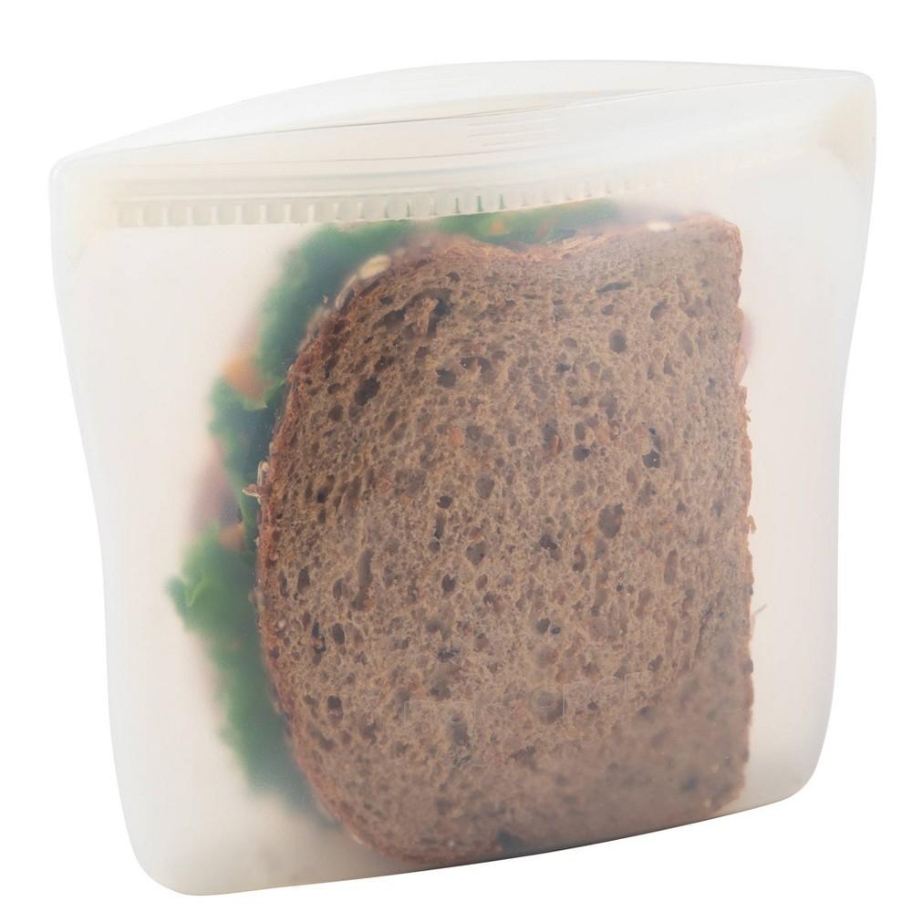 Progressive Reusable Silicone Sandwich Bag Sour Cream