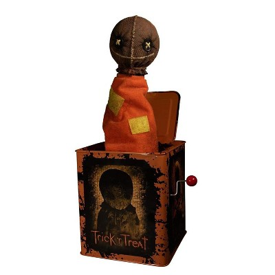 Mezco Toyz Trick r Treat Sam Mezco Burst-A-Box