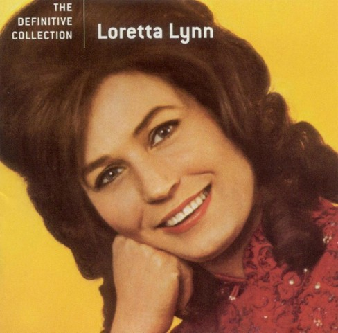 Loretta lynn - Definitive collection (CD) - image 1 of 1