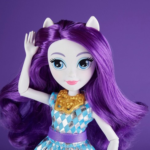 My Little Pony Equestria Girls Rarity Classic Style Doll Target