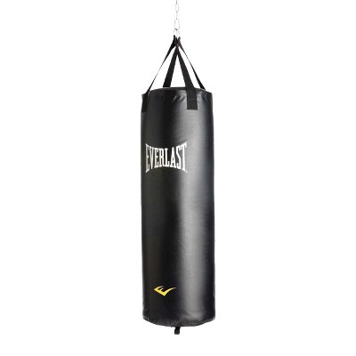 Black Traditional Heavy Bag 100lb - 100lb