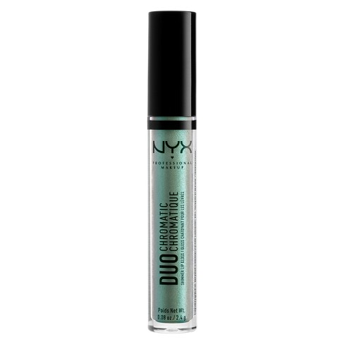 NYX Professional Makeup Duo Chromatic Lip Gloss Foam Party - image 1 of 2