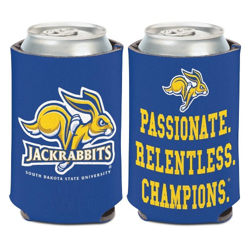 NCAA South Dakota State Jackrabbits Slogan Can Cooler - image 1 of 1
