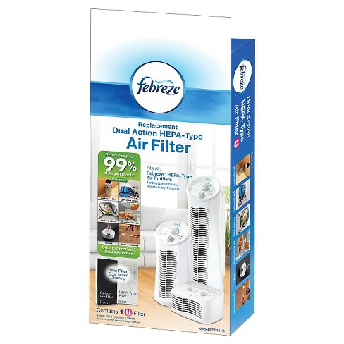 Febreze Replacement Dual Action Filter, 1-pk - image 1 of 1