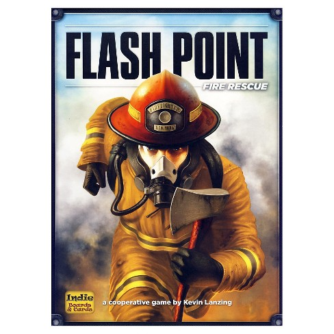 Flash Point: Fire Rescue Board Game - image 1 of 4