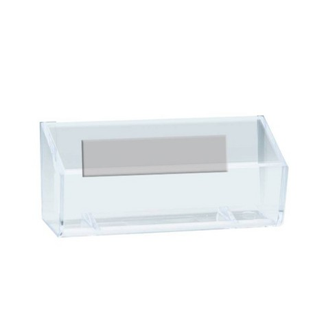 Azar Displays 10pk Business Card Pocket with Magnetic Tape - image 1 of 1