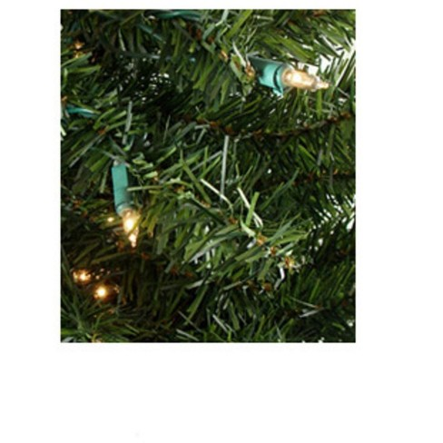 Northlight 50 X 10 Prelit Canadian Pine Commercial Artificial Christmas Garland Clear Lights Target