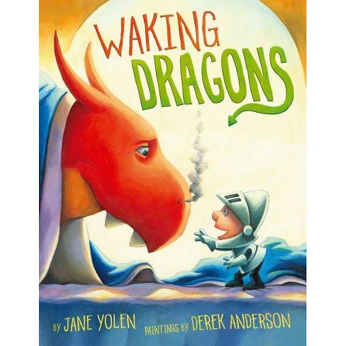 Waking Dragons - by  Jane Yolen (Hardcover) - image 1 of 1