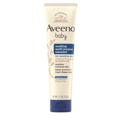 Aveeno Baby Soothing Multipurpose Ointment - 4.7oz