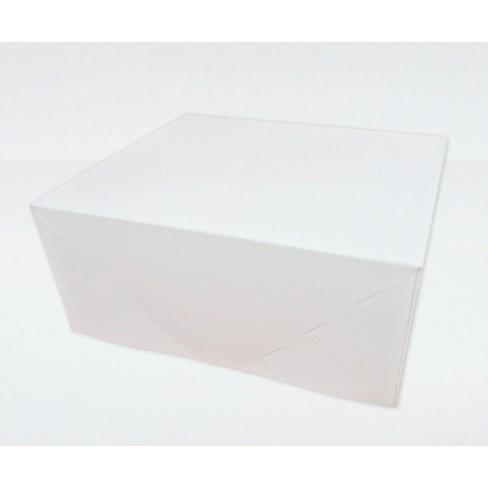 2ct China Gift Box White Wondershop