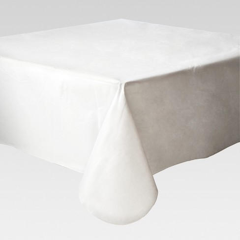 Table Pad White X Threshold Target - Rectangle table pad
