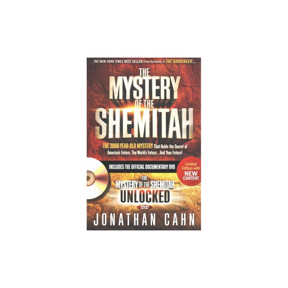 Mystery of the Shemitah (Limited) (Paperback) (Jonathan Cahn)
