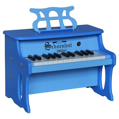 Schoenhut 25 Key Two Toned Digital Table Top - Blue - image 1 of 1