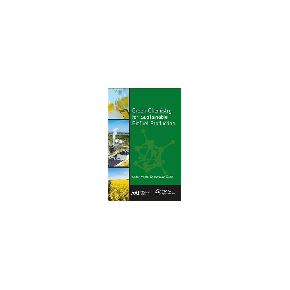 Green Chemistry for Sustainable Biofuel Production - (Hardcover)