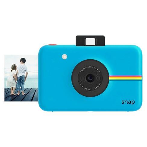 Polaroid Snap Instant Digital Camera - Blue - image 1 of 2