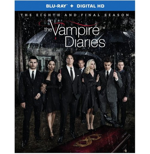 Vampire Diaries:Complete Eighth & Fin (Blu-ray) - image 1 of 1