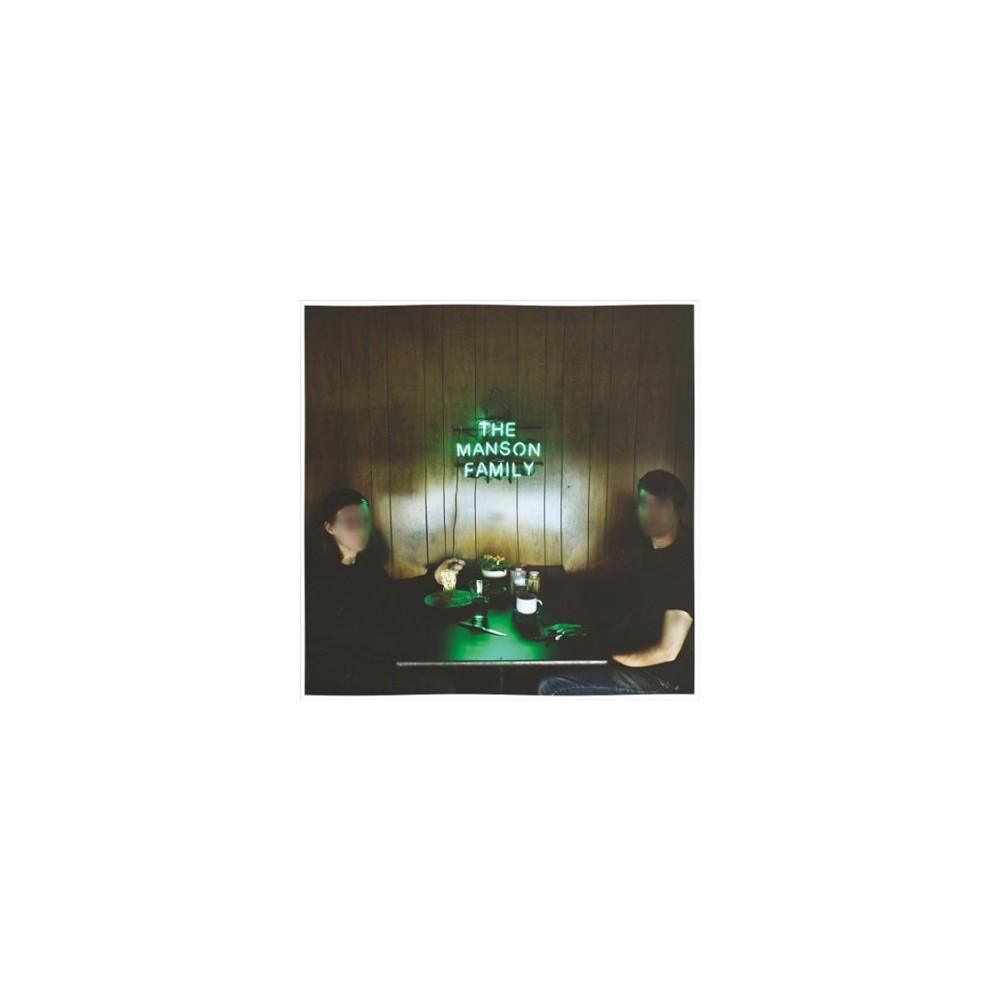Heart Attack Man - Manson Family (Vinyl)