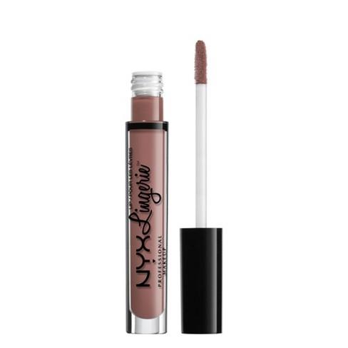 NYX Professional Makeup Lip Lingerie Lipstick Bustier - 0.13 fl oz - image 1 of 4