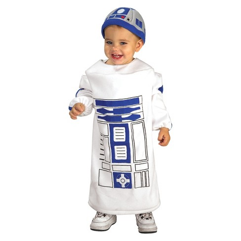 Toddler Star Wars: The Force Awakens R2-D2 Costume 12-24M - image 1 of 1