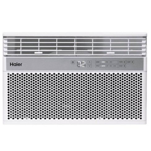 Haier QHM08LX 8,000 BTU Electronic Window Air Conditioner AC Unit with Remote - image 1 of 2