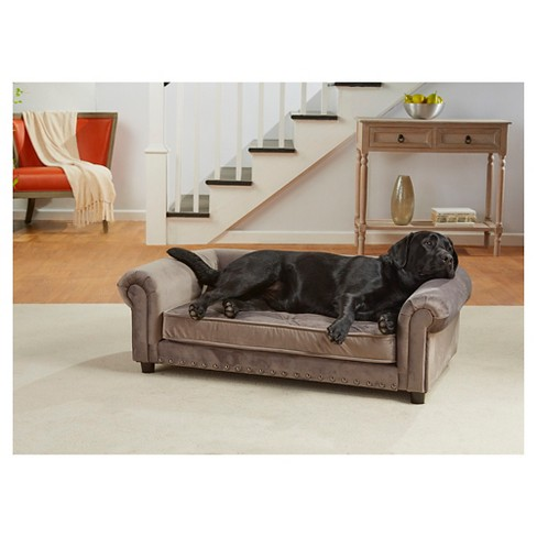 Enchanted Home Manchester Velvet Pet Sofa