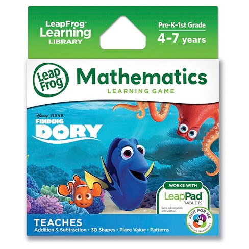 Disney Pixar Finding Dory Learning Game - image 1 of 7