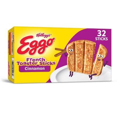 Kellogg's Eggo Cinnamon Frozen French Toaster Sticks - 12.7oz