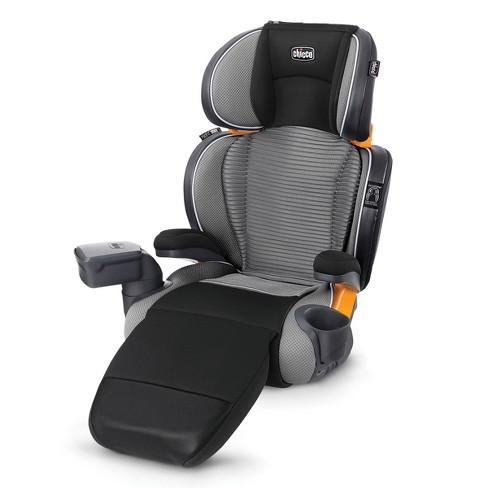 Chicco KidFit Zip Air Plus 2-in-1 Belt Positioning Booster Car Seat - Q Collection - image 1 of 4