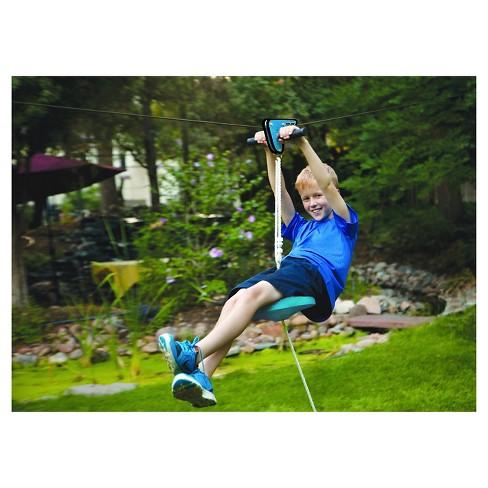 Zip Line Seat >> B4 Adventure 50 Epic Zipline With Seat Target