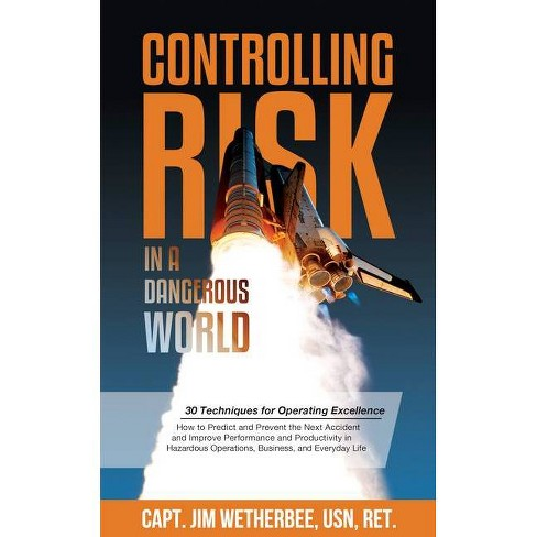 Controlling Risk - by  Jim Wetherbee (Paperback) - image 1 of 1