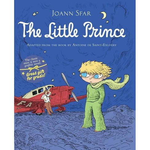 The Little Prince - by  Antoine De Saint-Exupery (Hardcover) - image 1 of 1