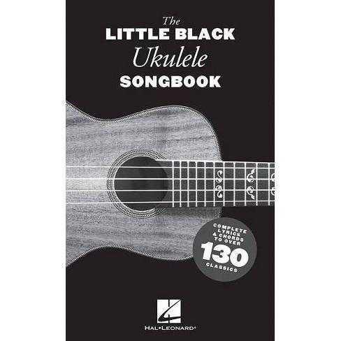 The Little Black Ukulele Songbook - (Paperback) - image 1 of 1