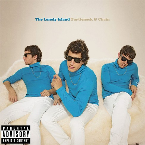 The Lonely Island - Turtleneck & Chain [Explicit Lyrics] (CD) - image 1 of 1
