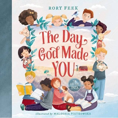 Day God Made You - by Rory Feek (Board Book)