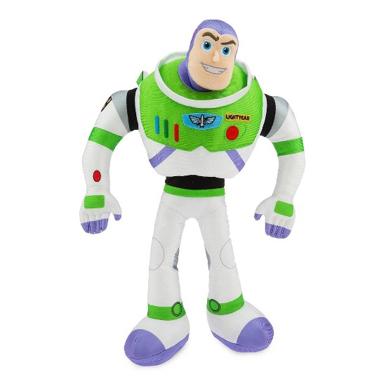 Disney Pixar Toy Story 4 Buzz Lightyear Medium 17'' Plush - Disney store image number null