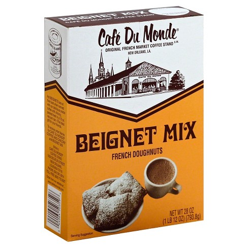 Caf Du Monde French Doughnut Beignet Mix - 28oz - image 1 of 1