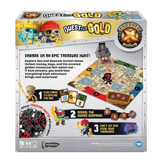 Wonder Forge Treasure X Game image number null