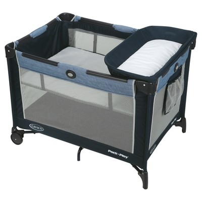 Graco Pack 'n Play Playard Simple Solutions Portable Playard - Hadlee