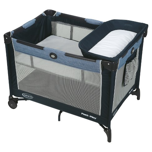 Graco Pack 'n Play Simple Solutions Portable Playard - image 1 of 4