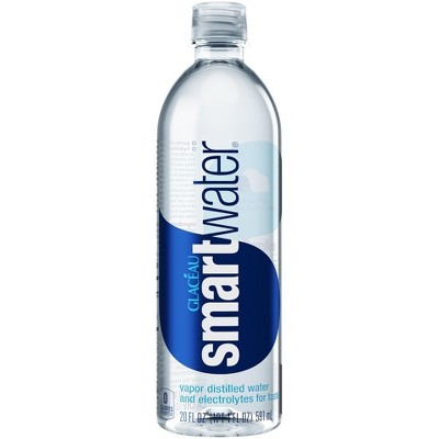 smartwater sparkling - 20 fl oz Bottle