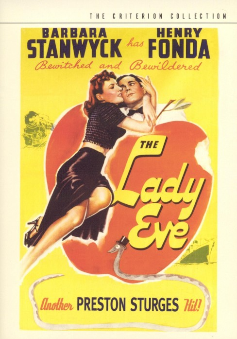 Lady eve (DVD) - image 1 of 1