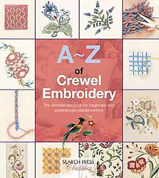Crewel Embroidery Book