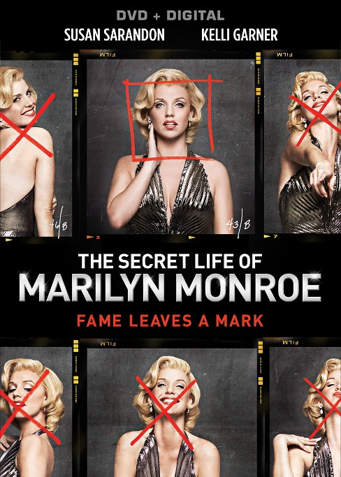Secret life of marilyn monroe (DVD) - image 1 of 1