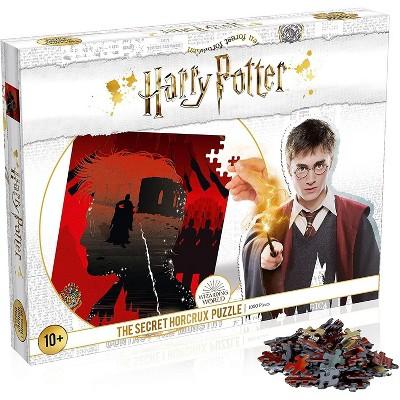 Top Trumps Harry Potter Horcrux 1000 Piece Jigsaw Puzzle