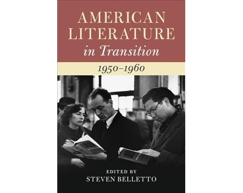American Literature in Transition, 1950-1960 (Hardcover) - image 1 of 1
