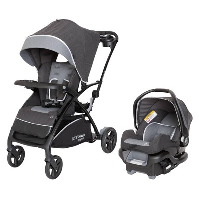 Baby Trend Sit N' Stand 5-in-1 Shopper Stroller Travel System
