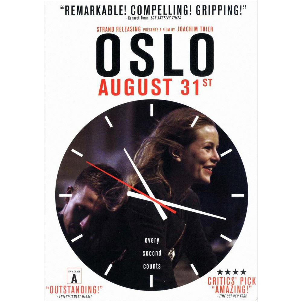 Oslo:August 31st (Dvd), Movies