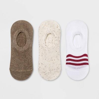 Women's 3pk High Cut Sneaker Liner Socks - Universal Thread™ 4-10